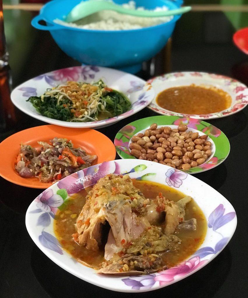 ayam betutu di Bali, Ayam Betutu Men Tempeh, carimakanaja.com
