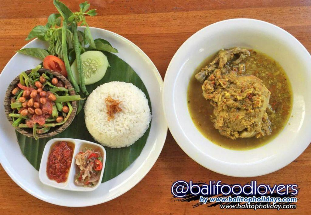 ayam betutu di Bali, Warung Bendega Ubud, carimakanaja.com