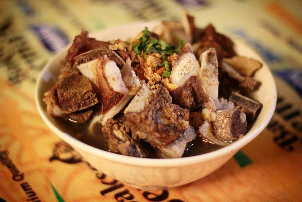 tempat makan 24 jam di Bandung, Bakso Semar, carimakanaja.com