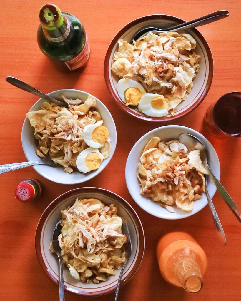 tempat makan 24 jam di Bandung, Bubur Ayam Pak Zaenal, carimakanaja.com