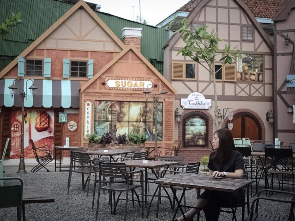 coffee shop di Semarang, Giggle Box Cafe, carimakanaja.com
