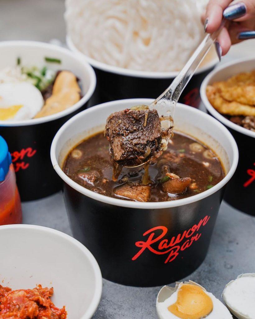 Rawon Bar, Rawon Daging Klasik, carimakanaja.com
