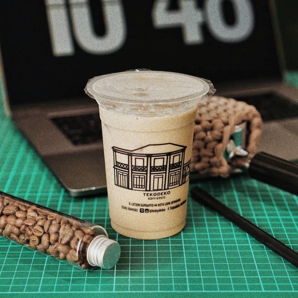 coffee shop di Semarang, Tekodeko Koffiehuis, carimakanaja.com