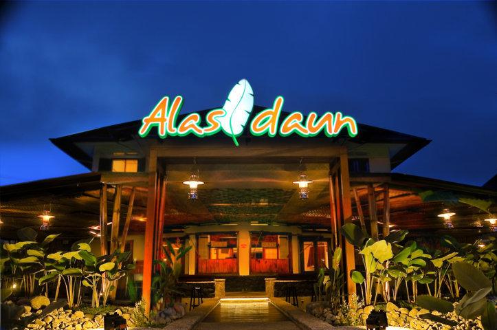 tempat buka puasa di Bandung, Alas Daun Restaurant, carimakanaja.com