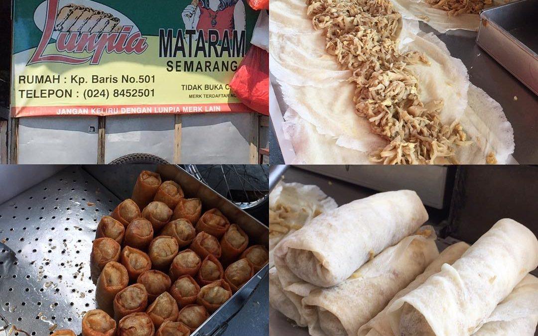 5 Rekomendasi Lumpia Enak di Semarang, Rasanya Bikin Kalap Makan