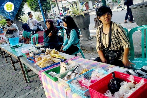 takjil di Jogja, Pasar Ramadan Pakualam, carimakanaja.com