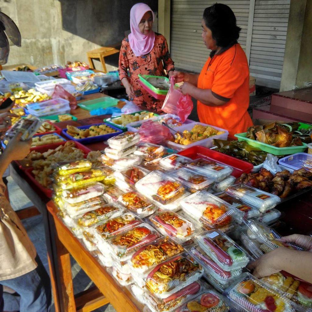 takjil di Jogja, Pasar Sore Kauman, carimakanaja.com