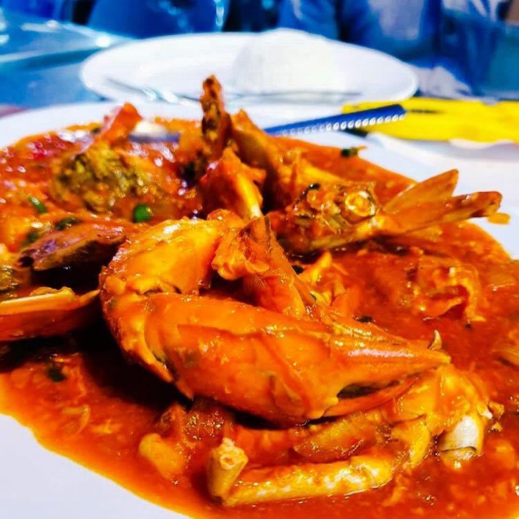 restoran seafood di Medan, Wajir Seafood, carimakanaja.com
