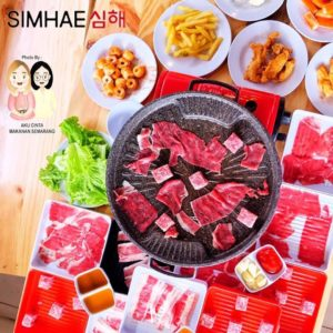 Simhae, Cari Makan Anak (Sumber: Simhae.indonesia)