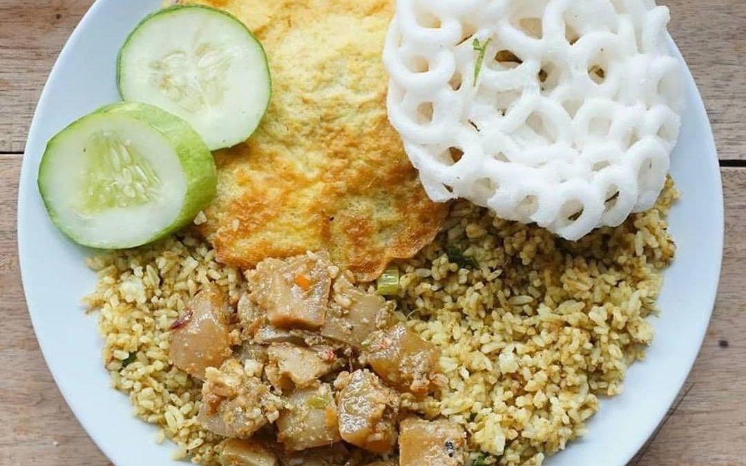 Nasi Goreng Jakarta Yang Terkenal Akan Kelezatannya!