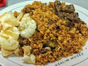 Nasi Goreng Kambing Kebon Sirih, Nasi Goreng Jakarta, Carimakanaja.com (Sumber: PergiKuliner.com)