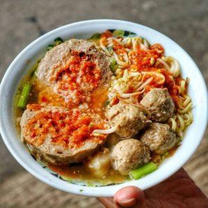 Bakso Mercon Pak Roso, Bakso di Jakarta, Carimakanaja.com (Sumber: food.detik.com)